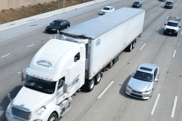 Man Severely Injured By Truck Driver