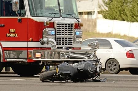 One Motorcyclist Dead, Four People Injured in Levy County Multiple-Vehicle Crash