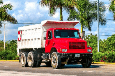 One Adult and One Infant are Dead After a Dump Truck Driver Collides with Multiple Vehicles
