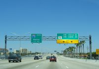 Picture of a stretch of I-95