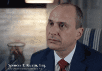 Spencer Kuvin Lawyer Press Interview