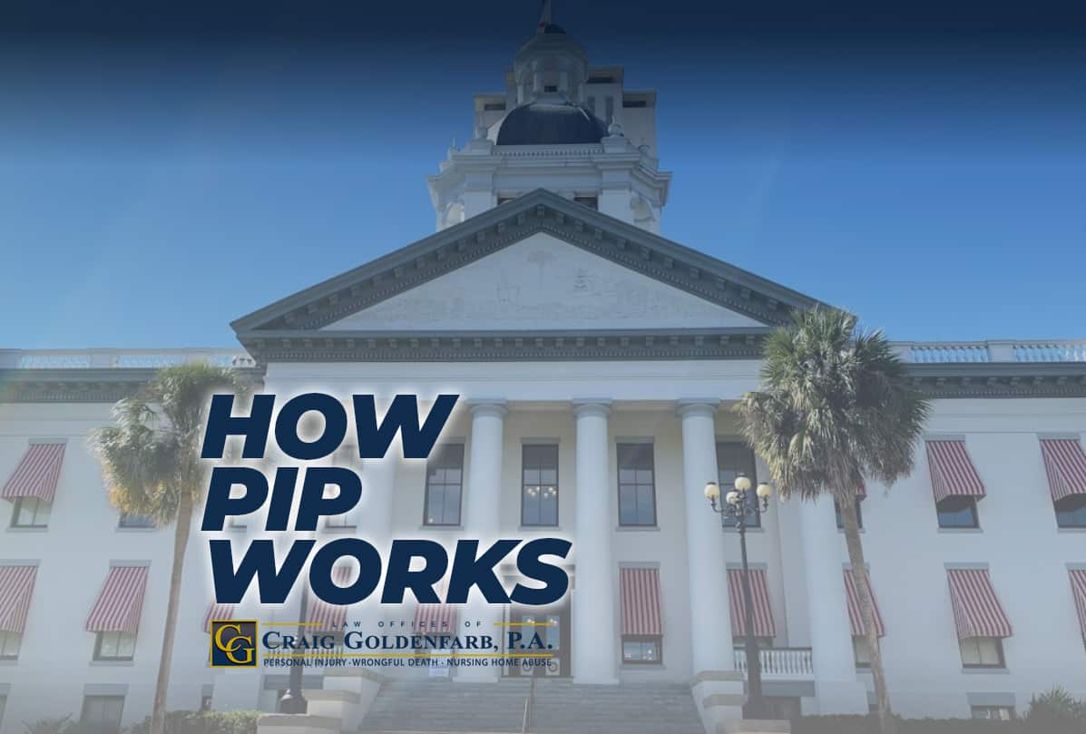 The 2021 Florida Legislative Update: What's happening with PIP?