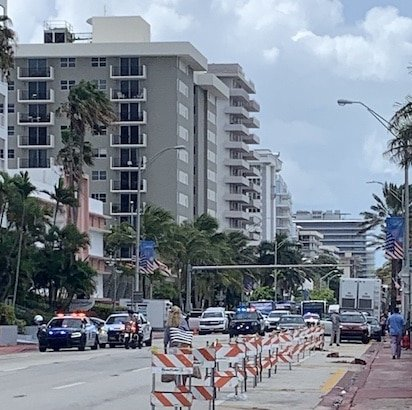 Surfside Towers Collapse